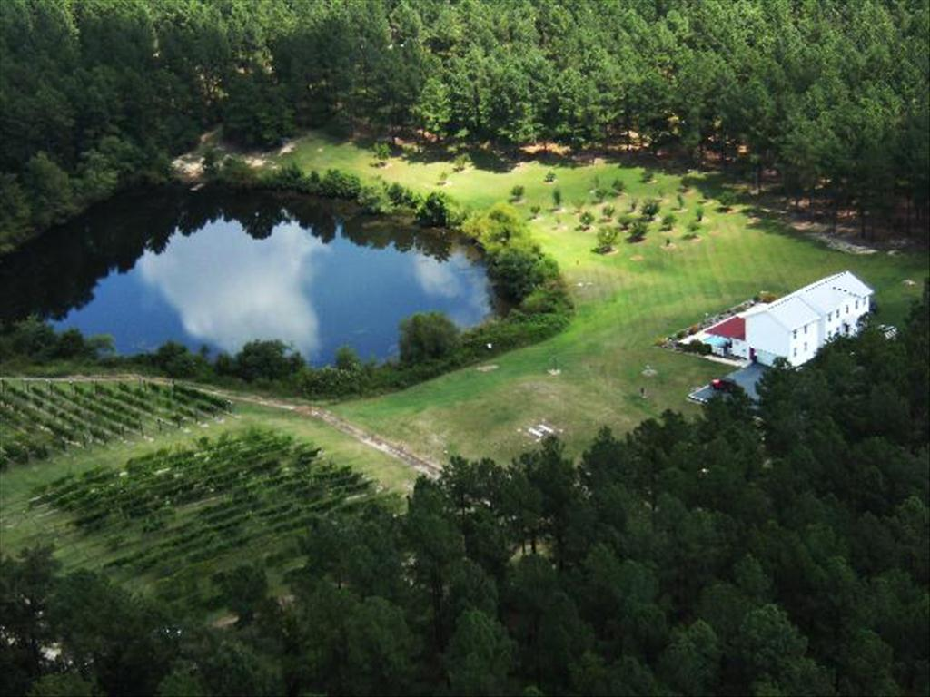 20 acres in Candor, North Carolina