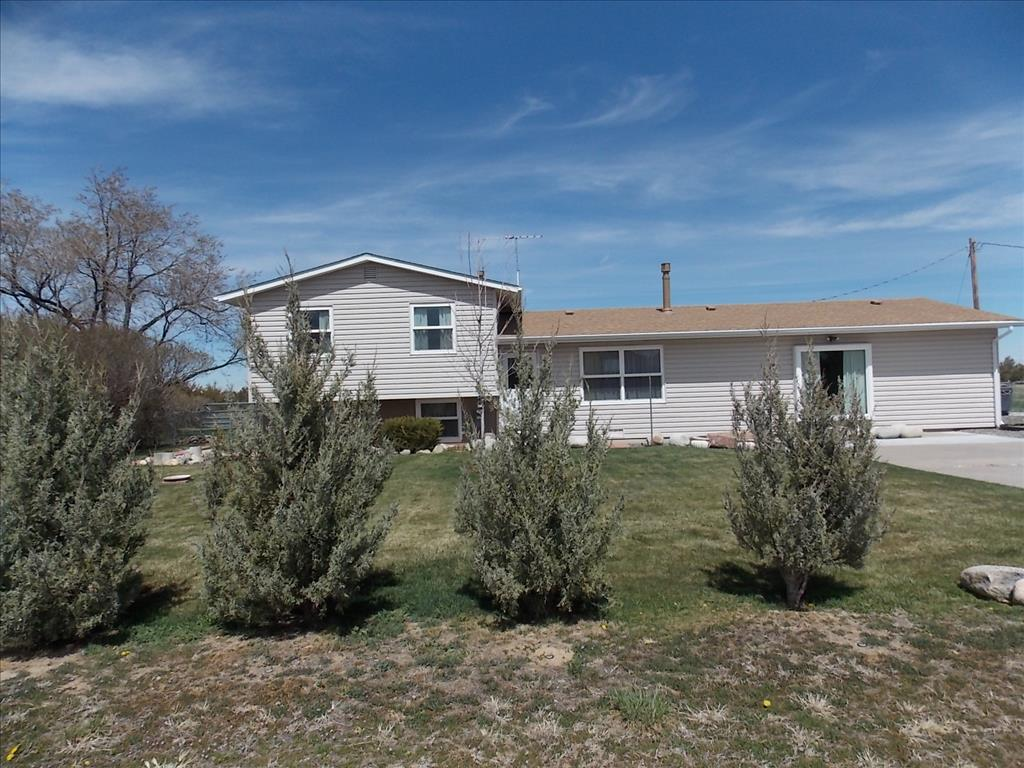 5 acres in Strasburg, Colorado
