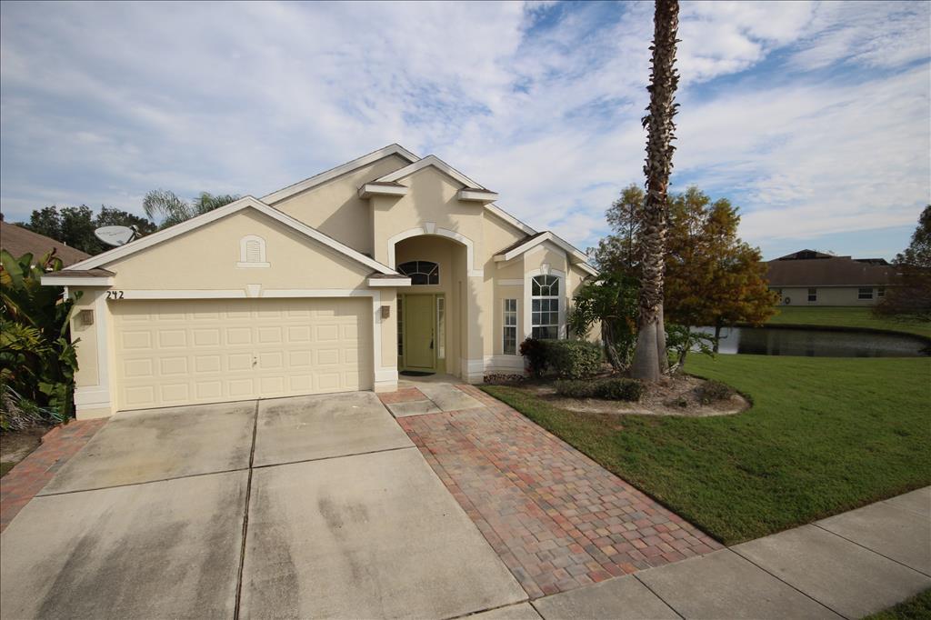 242 Tavestock Loop, Winter Springs, FL 32708