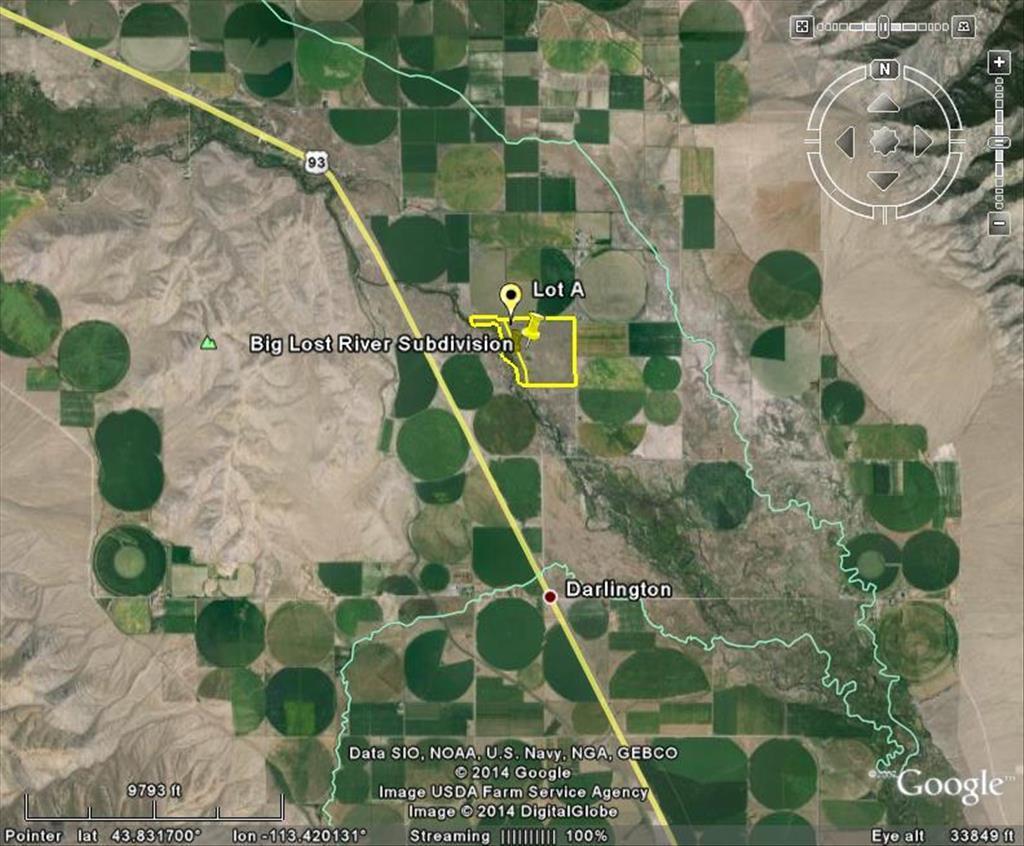 8.1 acres Mackay, ID