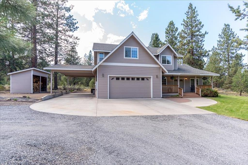 19775 Buck Canyon Road, Bend in  County, OR 97702 Home for Sale