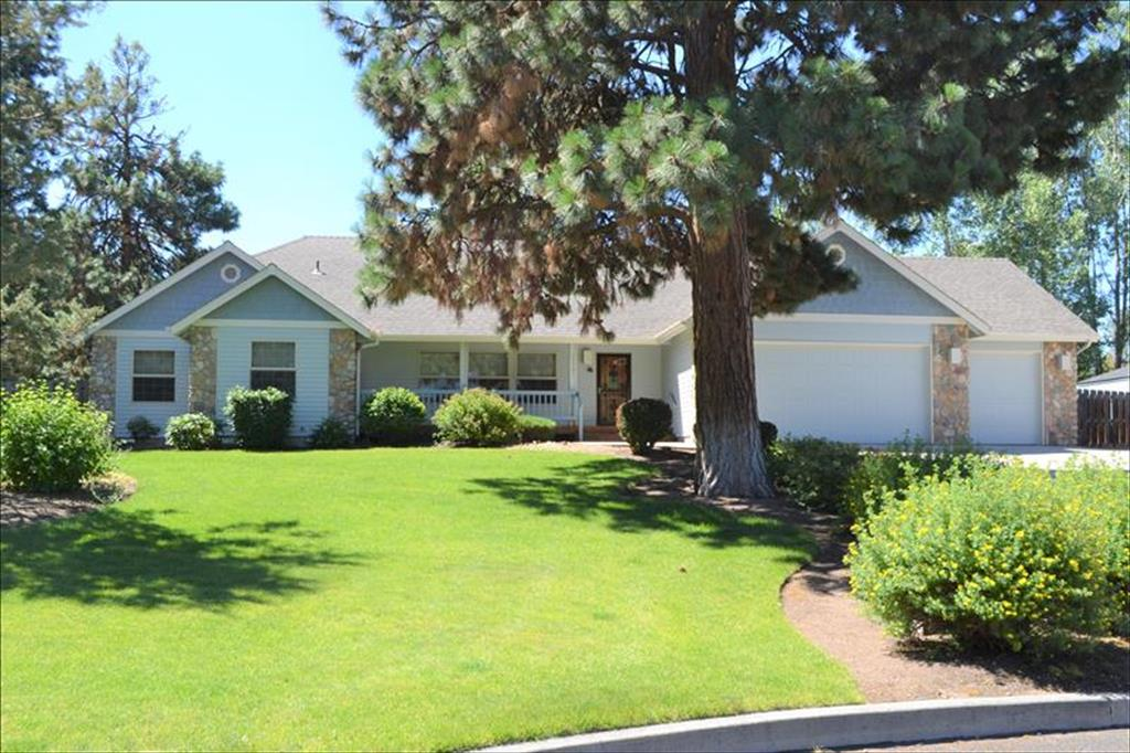 21181 Cultus Mountain Court, Bend in  County, OR 97702 Home for Sale