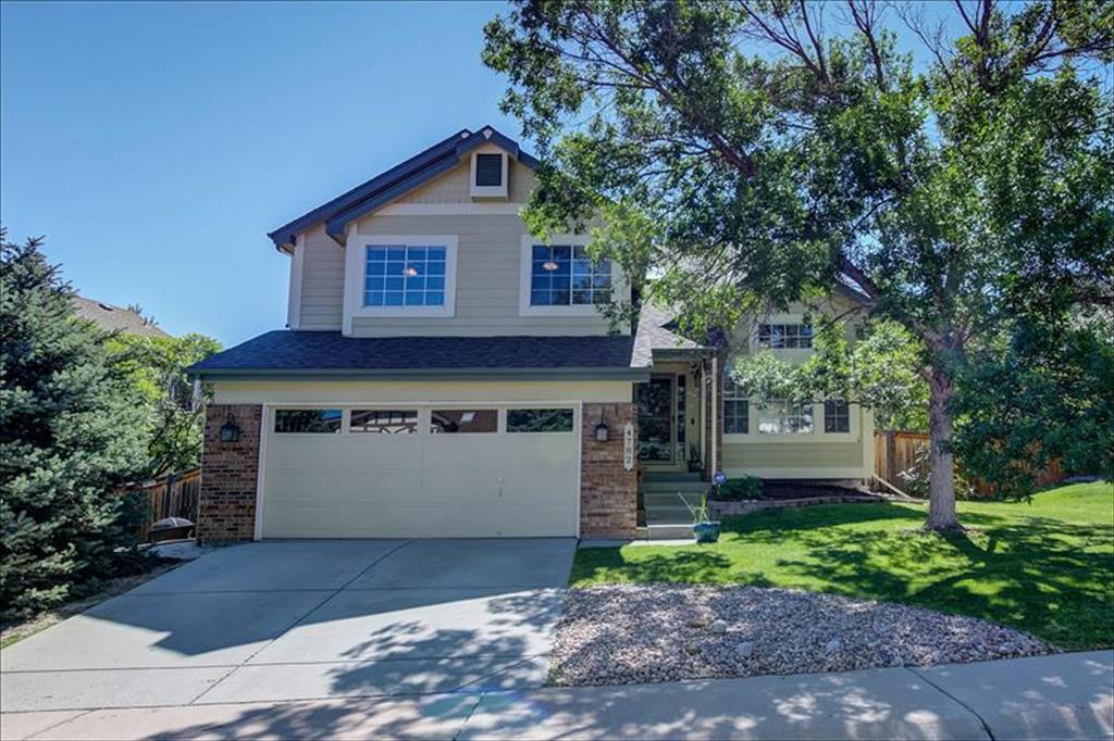 4782 N Blazingstar Trl, Castle Rock in  County, CO 80109 Home for Sale