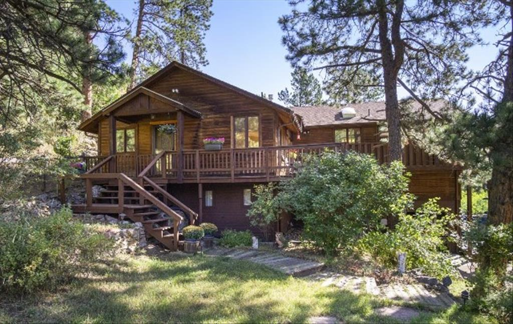 21133 North Turkey Creek Road, Morrison, Colorado