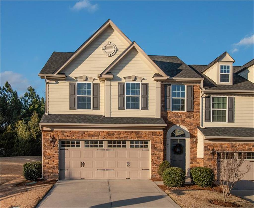 105 Inlet Point Dr, Tega Cay in  County, SC 29708 Home for Sale