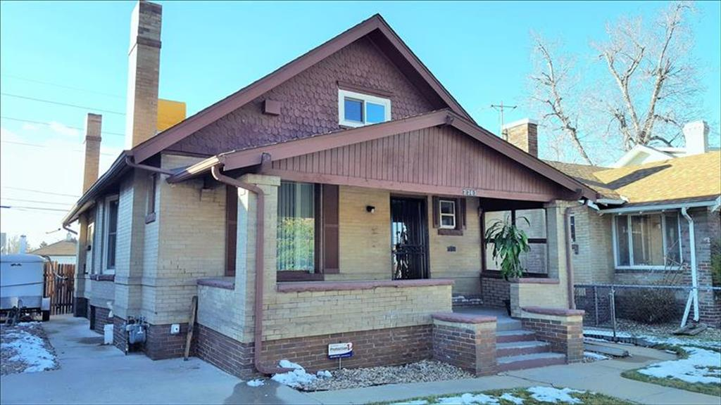 One of East Denver 4 Bedroom Homes for Sale at 3345 N Gaylord Street