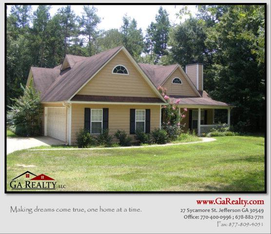 2245 Cabin Creek Rd, Nicholson, GA 30565