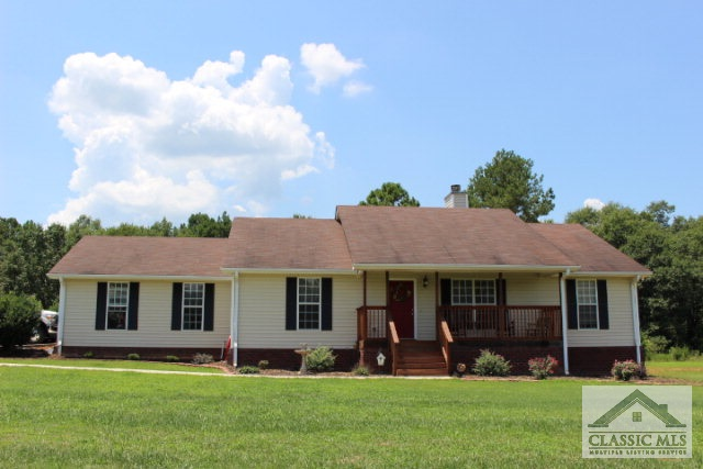 517 Mccarty Dodd Rd, Colbert, GA 30628