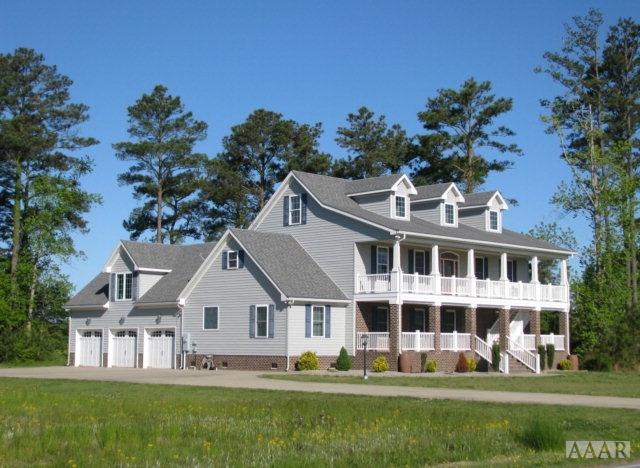 North Carolina Waterfront Property In Albemarle Sound