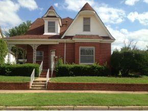 314 W Jefferson St, Mangum, OK 73554