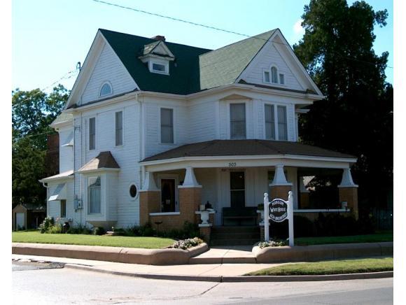 503 N Louis Tittle Ave, Mangum, OK 73554