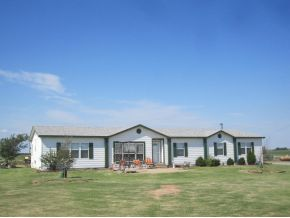 Image of Residential for Sale near Altus, Oklahoma, in Jackson county: 2.99 acres