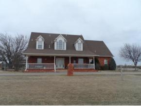 Image of Residential for Sale near Altus, Oklahoma, in Jackson county: 4.90 acres