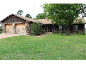 Image of Residential for Sale near Altus, Oklahoma, in Jackson county: 5.00 acres