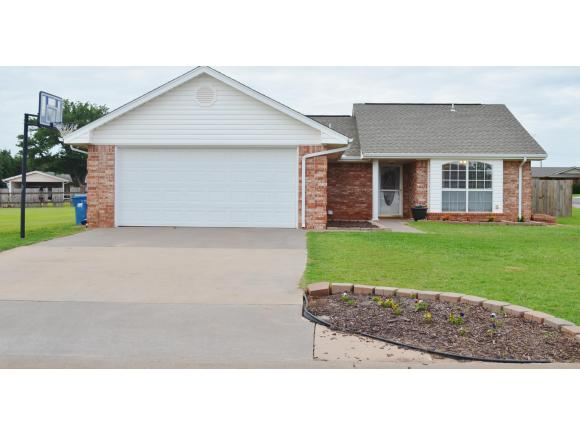 Real Estate for Sale, ListingId: 33867388, Cordell,OK73632