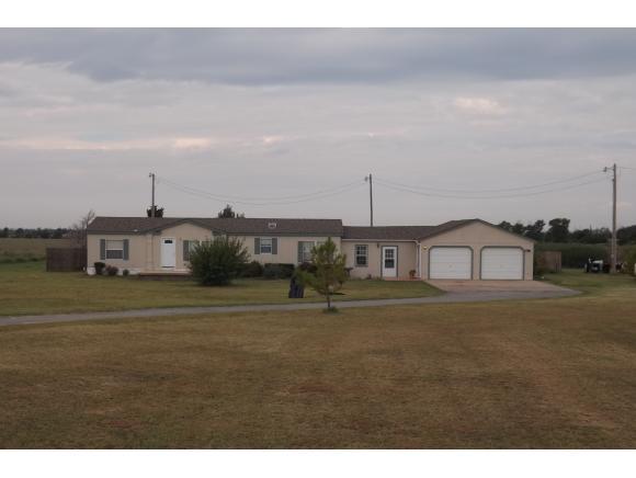15579 S County Road 207, Blair, OK 73526
