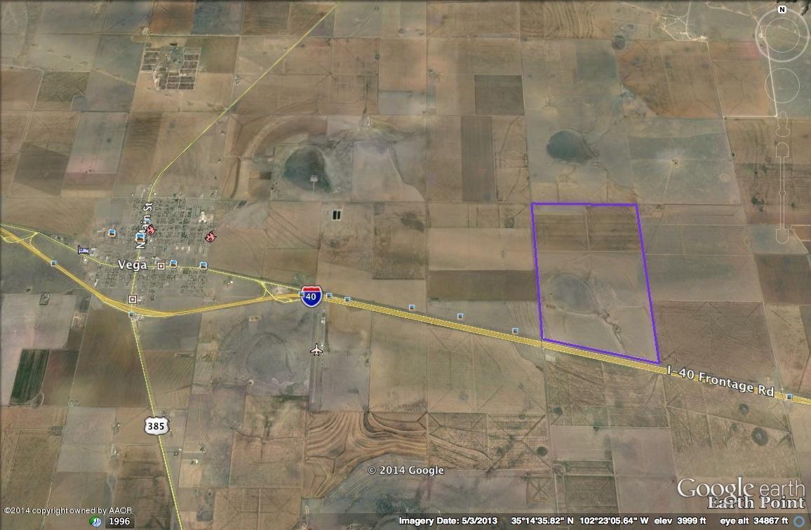 941 acres Vega, TX