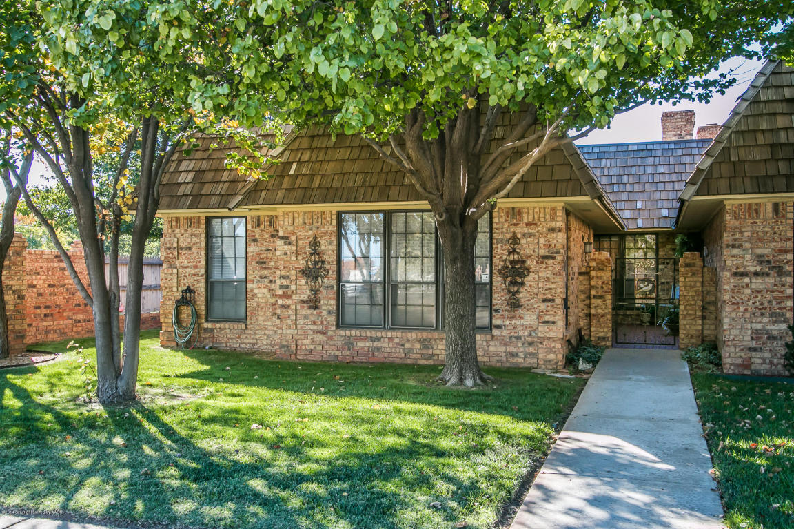5932 DEVON DR, one of homes for sale in Amarillo