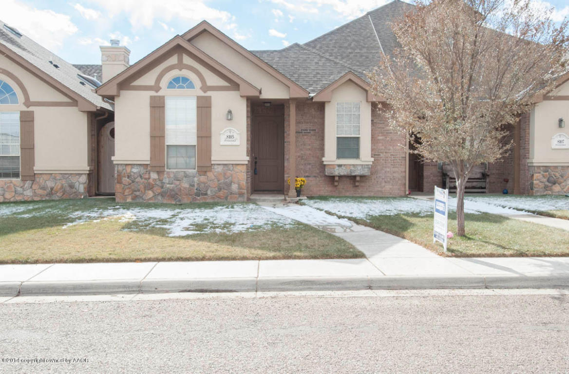 8105 PINERIDGE DR, one of homes for sale in Amarillo