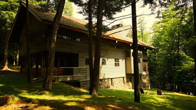 12 Bluff Island Tupper Lake, NY 12986