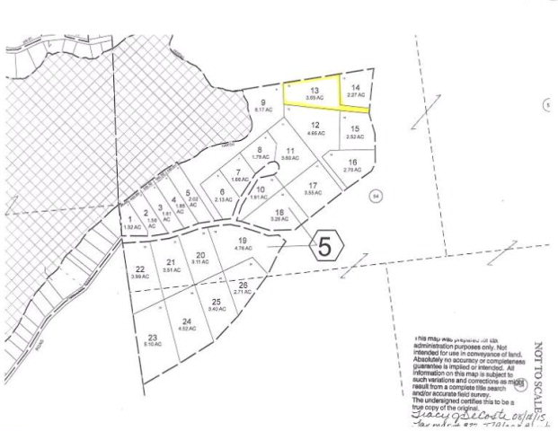 Lot 13 Stevens Landing Road Ausable Forks, NY 12912