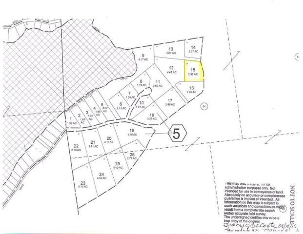 Lot 15 Stevens Landing Road Ausable Forks, NY 12912