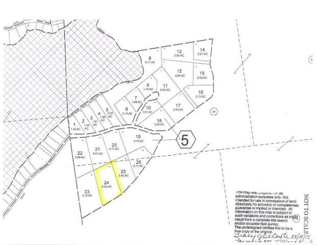 Lot 24 Stevens Landing Road Ausable Forks, NY 12912