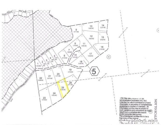 Lot 25 Stevens Landing Road Ausable Forks, NY 12912