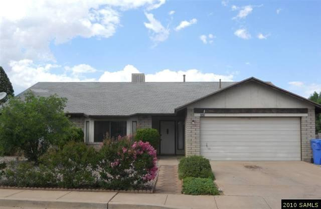 Rental Homes for Rent, ListingId:27656919, location: 3323 VILLAGE Sierra Vista 85635