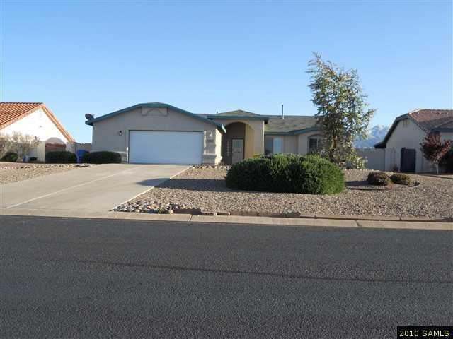 Rental Homes for Rent, ListingId:27656918, location: 2922 Greenbrier Sierra Vista 85650
