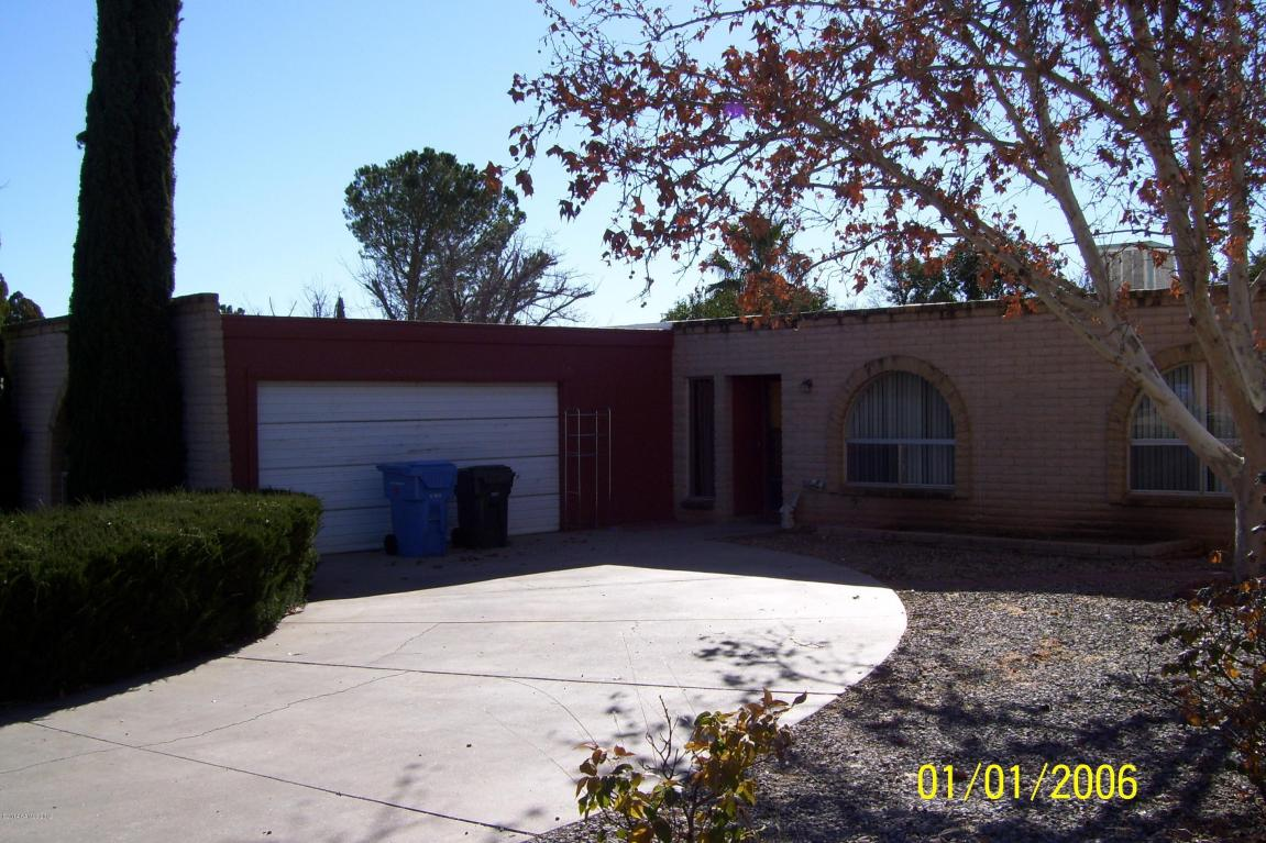 Rental Homes for Rent, ListingId:26483760, location: 1156 Sahuaro Sierra Vista 85635