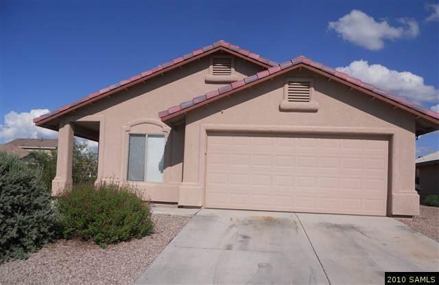 Rental Homes for Rent, ListingId:27519346, location: 805 Tularosa Sierra Vista 85635