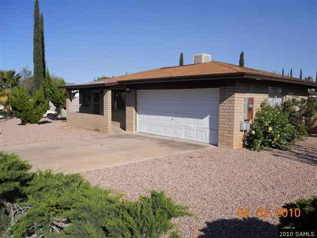Rental Homes for Rent, ListingId:25895436, location: 964 N Catalina Sierra Vista 85635