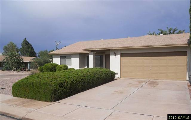 Rental Homes for Rent, ListingId:28016349, location: 2878 S Canyon Sierra Vista 85635