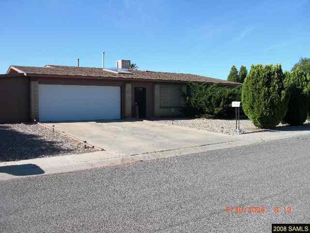 Rental Homes for Rent, ListingId:27656917, location: 5150 E De Medici Drive Sierra Vista 85635