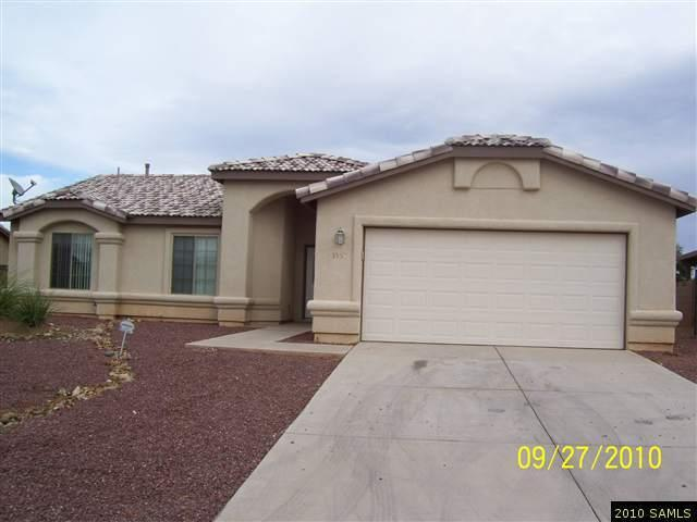 Rental Homes for Rent, ListingId:25444173, location: 3757 Antequiera Sierra_vista 85650