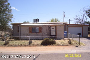 Rental Homes for Rent, ListingId:21889077, location: 164 Wolfe Sierra Vista 85635