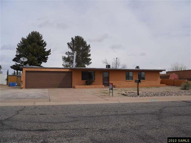 Rental Homes for Rent, ListingId:29561993, location: 1993 Santa Teresa Sierra Vista 85635