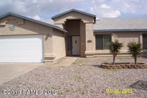 Rental Homes for Rent, ListingId:30208413, location: 3316 Flat Rock Sierra Vista 85650