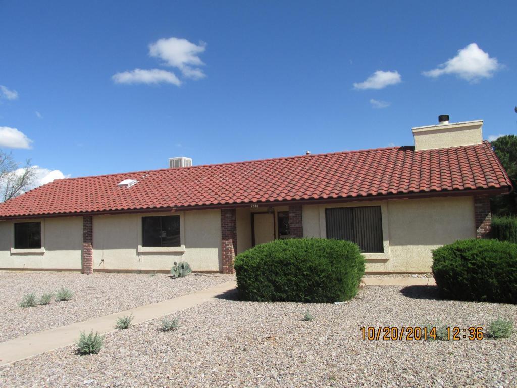 Rental Homes for Rent, ListingId:27656921, location: 2861 E St Andrews Street Sierra Vista 85650