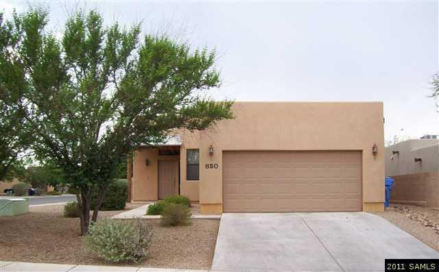 Rental Homes for Rent, ListingId:28781709, location: 850 Leonard Wood Street Sierra Vista 85635