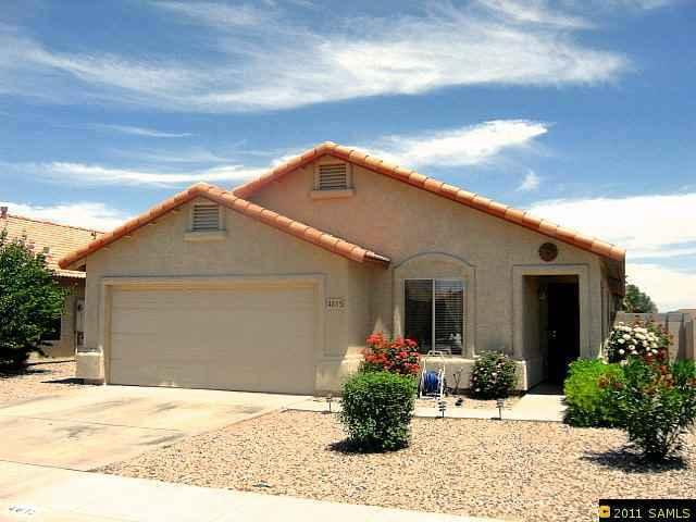 Rental Homes for Rent, ListingId:27000220, location: 4815 Chaparral Loop Sierra Vista 85635