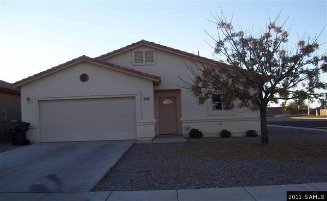 Rental Homes for Rent, ListingId:31015670, location: 1490 Calle Esperanza Sierra Vista 85650