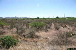 2 acres in Bisbee, Arizona