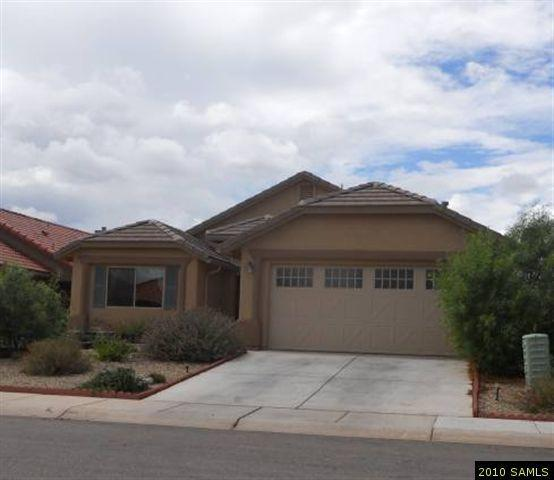 Rental Homes for Rent, ListingId:28535635, location: 2292 Thunder Meadows Sierra Vista 85635