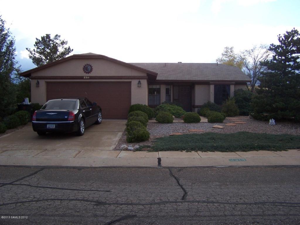 Rental Homes for Rent, ListingId:34871099, location: 2310 Iris Sierra Vista 85635