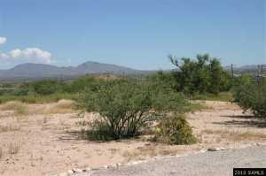6 acres in Benson, Arizona