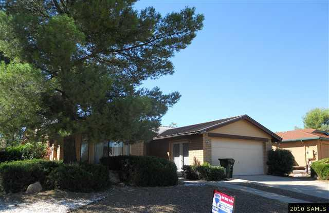 Rental Homes for Rent, ListingId:28535626, location: 3244 Blackhawk Sierra Vista 85650