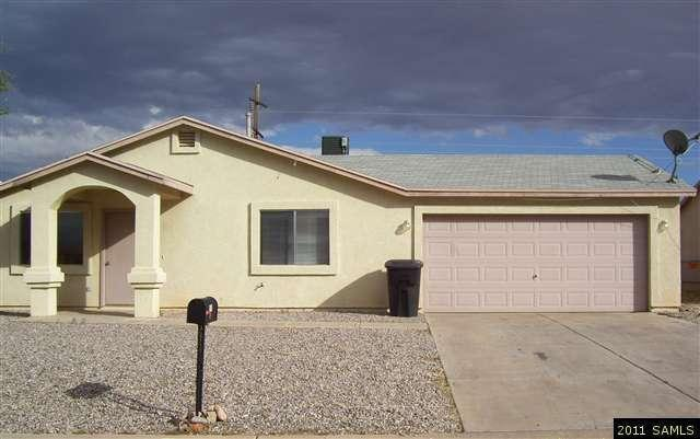 Rental Homes for Rent, ListingId:27997254, location: 118 W Buffalo Huachuca City 85616