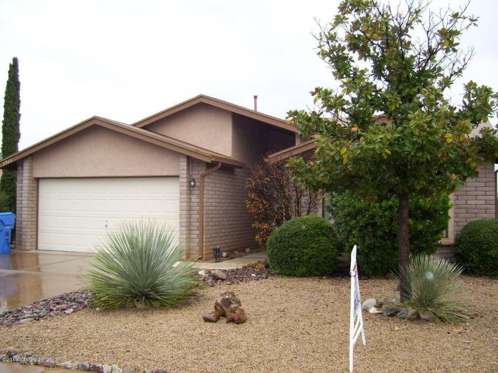 Rental Homes for Rent, ListingId:30860548, location: 3377 Eagle Ridge Sierra Vista 85650